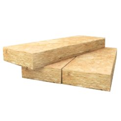 Lightweight, glasswool insulation solution.